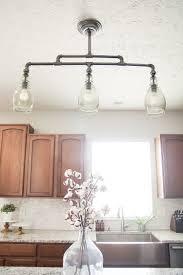 industrial look lighting fixtures. DIY Industrial Pipe Pendant Light Look Lighting Fixtures