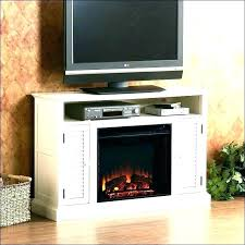 fireplace tv stand costco furniture inch electric