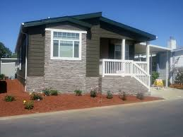 fresh types of mobile home siding