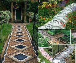 Pebble Landscape Design Garden Paths Landscape Design Ideas Home  Improvement Gravelgreen Landscape Design