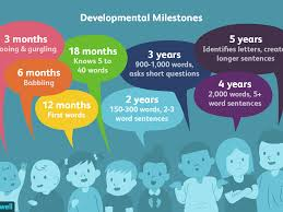 Preemie Baby Milestones Chart Gifted Children And Language Development