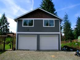 Apartment Plan Garages With Rare Interesting Efficient Car Garage Two Loft  Plans Installation Inlaw Cost Of Costs Studio Attached Price Detached  Menards ...