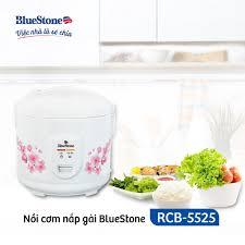 Nồi cơm điện BlueStone RCB-5525 1.8L - Công suất: 900W, Bảo hành chính hãng  2 năm - Nồi cơm điện