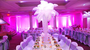 sweet 16 centerpieces for 5