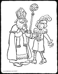 25 Vinden Kleurplaat Sinterklaas En Zwarte Piet 2017 Mandala