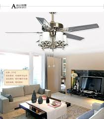 awesome dining room ceiling fans with lights fan light fixture formal dini