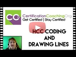 Hcc Coding And Drawing Lines Hcc Coding Tutorial