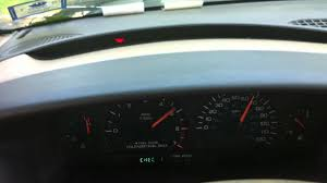 Chrysler Grand Voyager Abs Light On 1998 Chrysler Town Country Instrument Cluster Test Sequence