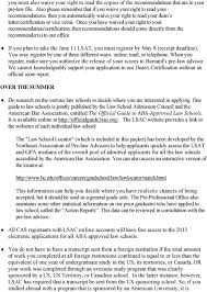 Letter Of Recommendation Form Lsac Magdalene Project Org