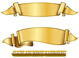 gold ribbon border gold ribbon by gazlan sahmeiy on deviantart