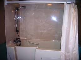 image of how to install bathtub wall surround