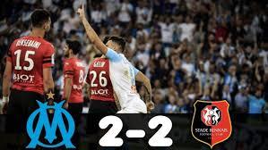 Résumé Marseille Rennes 4040 Butsport Stunning Marseille Rennes Resume