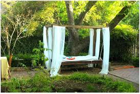 outdoor swing bed plan how to build an outdoor swinging bed step by instructions pertaining make