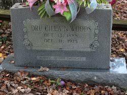 Drucilla Woods (1888-1975) - Find A Grave Memorial