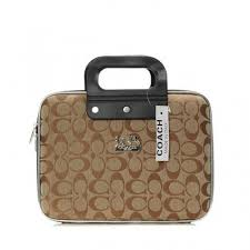 Coach In Signature Medium Khaki Business bags AFO