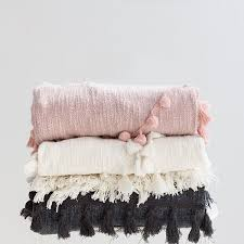 fringe throw blanket. Wonderful Fringe Product Thumbnail Image For Decorative Fringe Throw Blanket Intended F