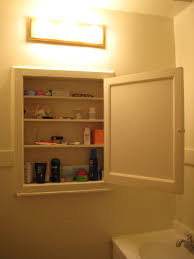 Modren Medicine Cabinets Without Mirrors Ideas Recessed No For Decorating