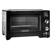 kitchenaid onyx black convection toaster oven