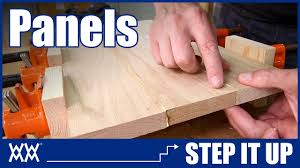 best wood for making furniture. How To Make Panels By Edge Joining Lumber | STEP IT UP Woodworking Best Wood For Making Furniture E