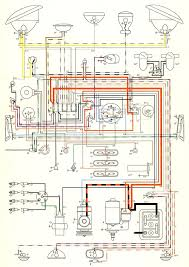 1972 vw beetle wiring diagram wiring diagram vw beetle wiring diagram 1967 images