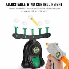 Water <b>Gun Shooting Target Electric Suspension</b> Ball Dart <b>Target</b> Toy ...