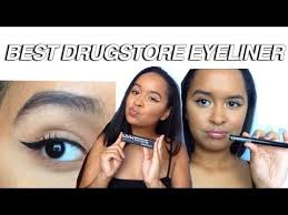 nyx matte liquid eyeliner review how