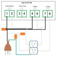 17 best images about wiring thermostats how to a temperature controller is a must have piece of homebrew equipment and building your own temperature controller is cheap and easy wiring diagram