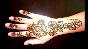 Latest Simple Mehndi Designs For Hands 2015 Images Video Dailymotion