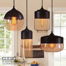 glass shades for hanging lights stagger 1 piece hot modern half paint ball pendant light home interior 36