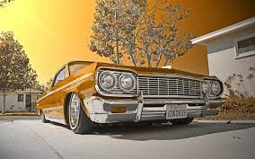 64 Impala Wallpapers - Top Free 64 ...
