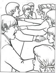 Beatles Kleurplaten Animaatjesnl