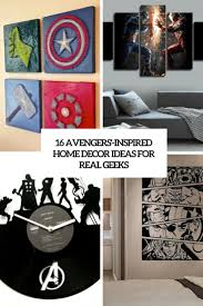 Great Avengers Inspired Home Decor Ideas For Real Geeks Cover