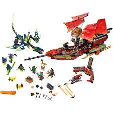 LEGO NINJAGO FINAL Flight of Destiny's Bounty, 70738 - $256.13