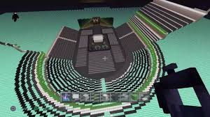 Minecraft Wwe Money In The Bank 2016 Arena T Mobile Arena