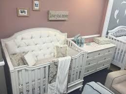 heaven custom made tufted crib w crystals