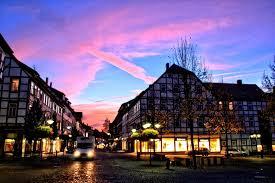 In Northeim wird es Nacht! Foto & Bild | architektur, stadtlandschaft,  historisches Bilder auf fotocommunity