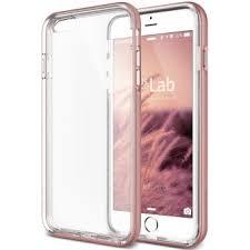 apple iphone 6s rose gold. verus crystal bumper case for apple iphone 6 / 6s (rose gold) iphone 6s rose gold