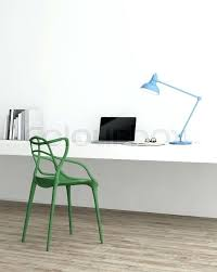minimalist home office design. Minimal Home Office Rendering Of A Elegant With Green Chair Stock Photo Minimalist . Design T