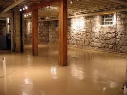 Painted Basement Floor Ideas Of Popular Floor Finished New - Painted basement floor ideas