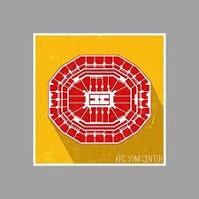 Amazon Com Artsycanvas Kfc Yum Center College Basketball