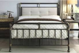 Industrial Bed Frame Queen Style Uk Frames Sydney. Industrial Bed Frame  Ideas ...