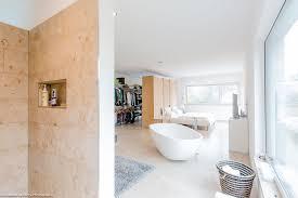 Haus Lastructura Fischerhaus Fertighaus Badezimmer Badezimmer