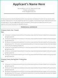 Best 2 Page Resume Templates Two Free Download Writing
