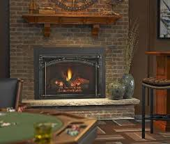 Heat & Glo Gas Fireplace Inserts - RI, MA - The Fireplace Showcase