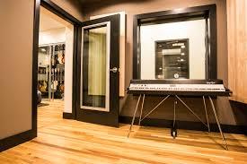 acoustical steel doors