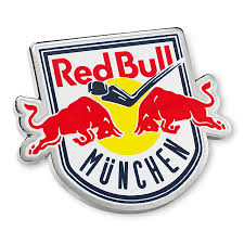 EHC Red Bull München Shop: Logo Pin | only here at redbullshop.com