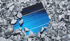 Polysilicon Price Chart 2017 The Shifting Relationship Between Solar And Silicon In