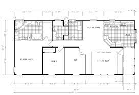 4 bedroom 3 5 bath mobile home floor plans vozindepennte for 4 bedroom modular home floor