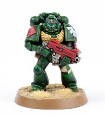 in today s post i share with your a complete photo tutorial guide to paint the dark angel tactical marine pictured above just in time for the rumoured up