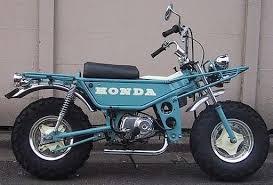 Image result for honda ct50 motra